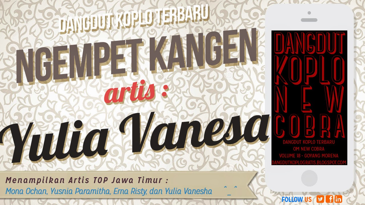 Dangdut Campursari Ngempet Kangen Yulia Vanesa ~ Download Dangdut ...