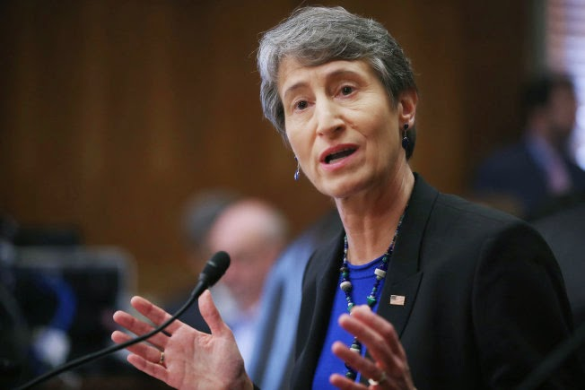 Interior Secretary Sally Jewell (Credit: usnews.com) Click to Enlarge.