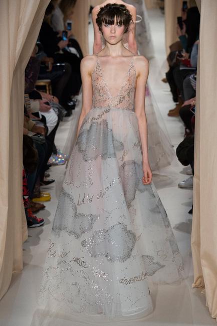 Haute Couture 2015, runway, valentino