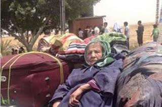 Karena Kelelahan Menunggu, Nenek Palestina Ini Meninggal di Gerbang Rafah
