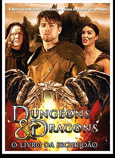 Dungeons e Dragons O Livro da Escuridao