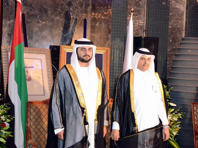 HH Sheikh Maktoum of Dubai