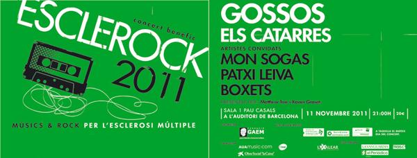Esclerock 2011