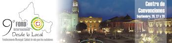 9 Foro de lo Local.Mexico.Taller de Mejora de la Recaudación Municipal (UIM