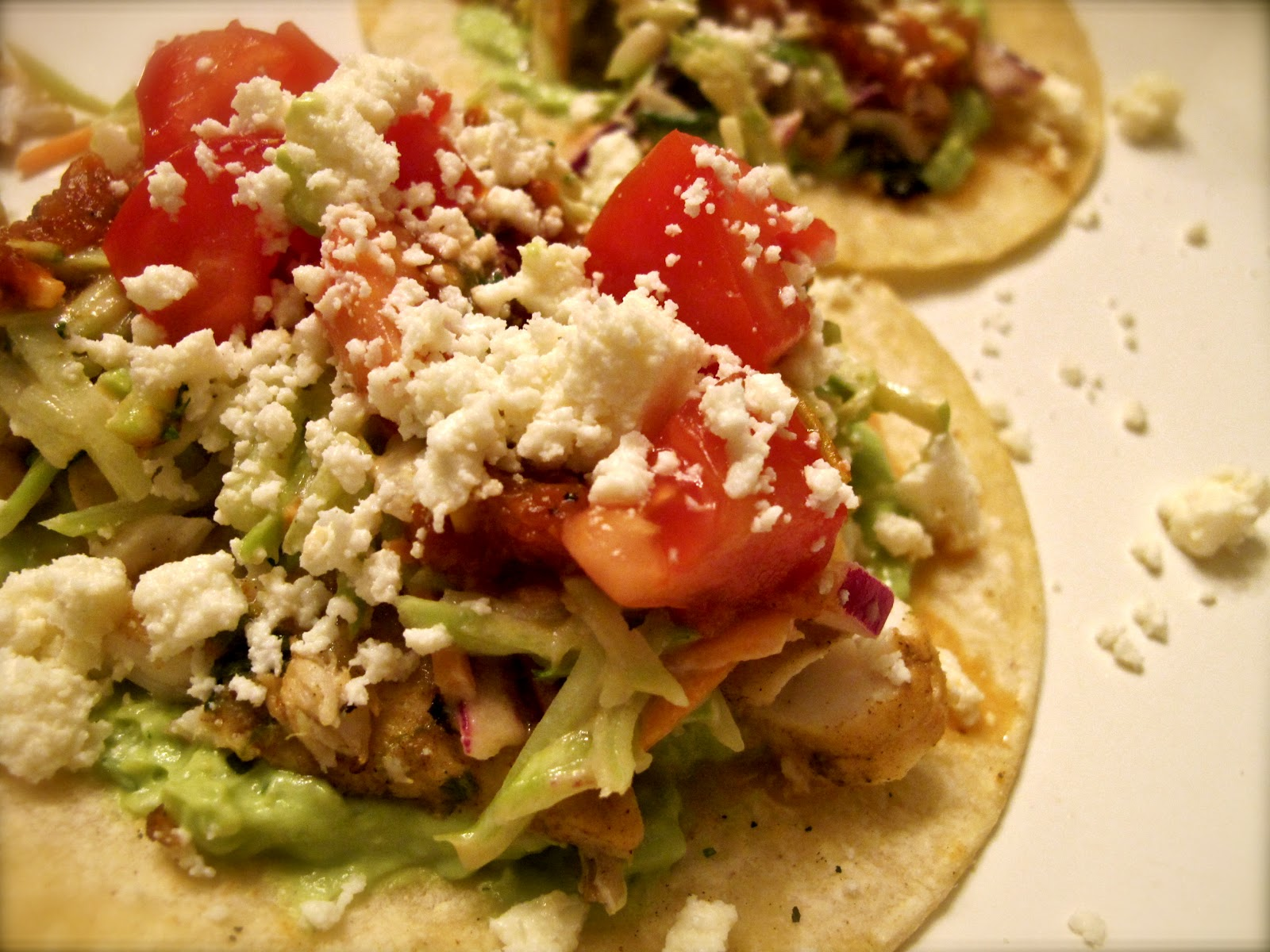 Grilled fish tacos recipe bing images for Fish taco recipe