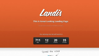 Download Landis Blogger Template