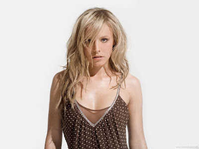 Kristen Bell Beautiful Actress Wallpaper-1600x1200-07