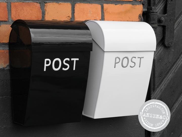 Bruka postkasse nettbutikk