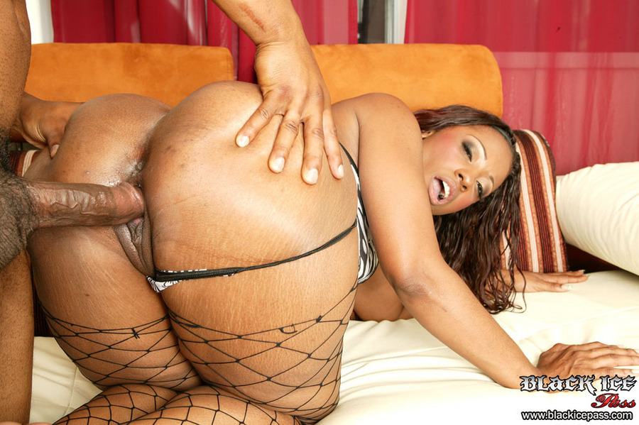 Big Booty Revenge - Scene 3 - Cherokee D Ass and