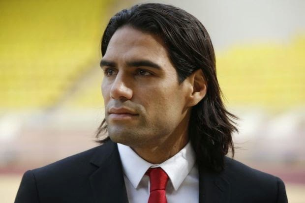 Van Gaal Punca Falcao Tinggalkan MU, info, terkini, berita sukan, bola sepak, Manchester United, Radamel Falcao