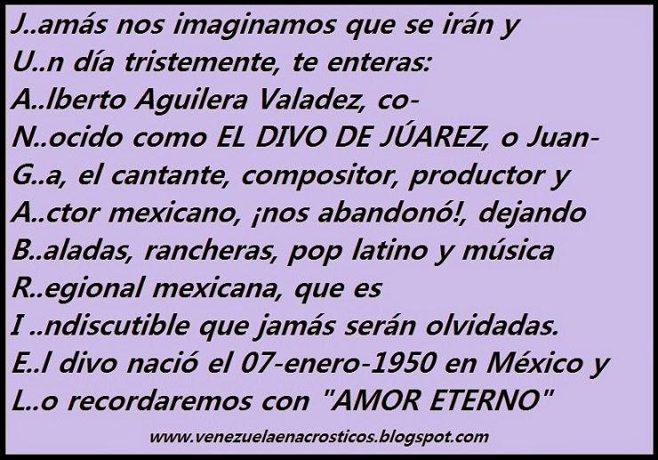 Con Amor Eterno  para el Divo de Mexico, jpg