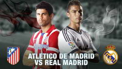 Atlético de Madrid vs Real Madrid