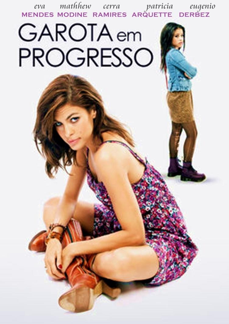 Garota em Progresso – Dublado (2012)