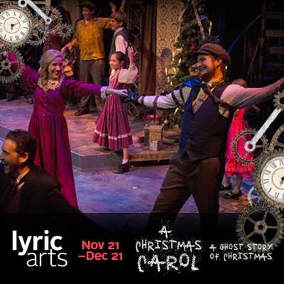 Cherry And Spoon A Christmas Carol At The Guthrie Theater And Lyric Arts