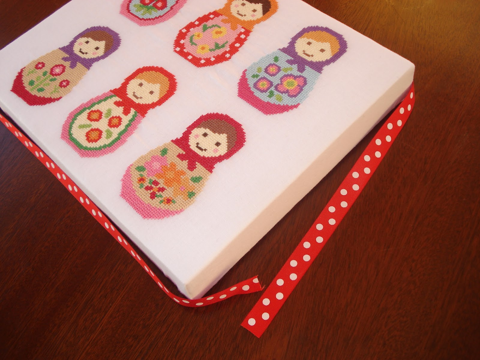 Cupcake Cutie How To Mount Cross Stitch Onto A Canvas