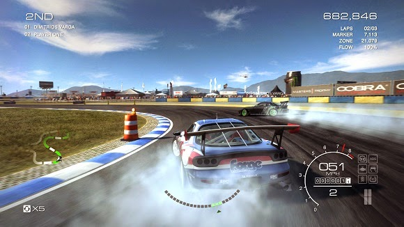 Download Game PC Gratis Grid Autosport