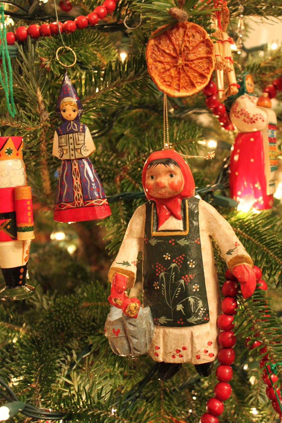 Real Tabletop Christmas Tree