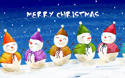 5 Wallpapers para Navidad y Año Nuevo 2012 (1920x1200px)