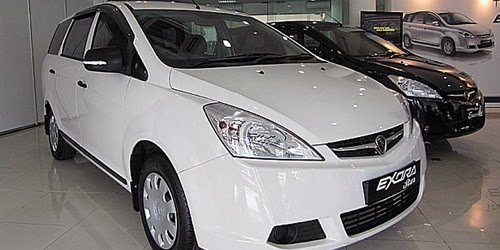 Proton Banting Harga MPV Andalan