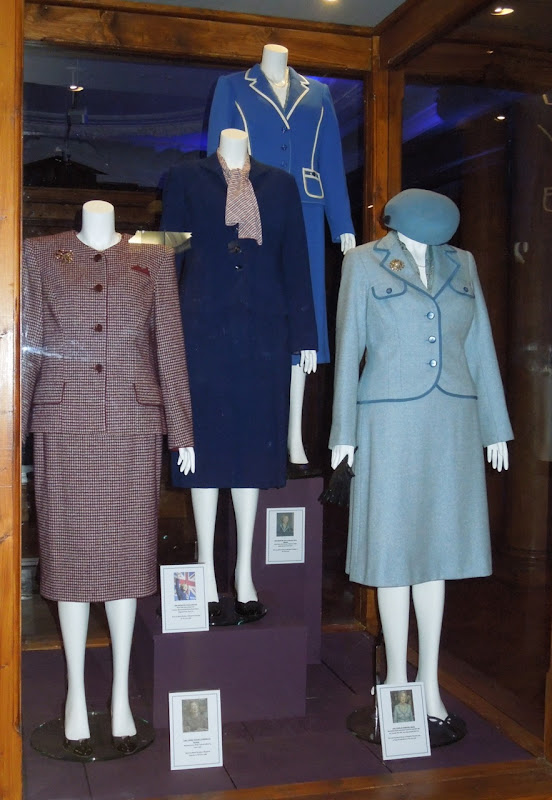 Margaret Thatcher Iron Lady movie costumes