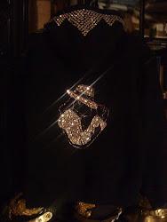 zdobnictwo wedle życzenia - tu akurat bluza Michael Jackson