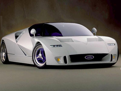 Ford Gt Concept Car Was Created That Great Era In History And Hopes For The Coming Year To Celebrate Big