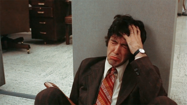 Al Pacino in Dog Day Afternoon