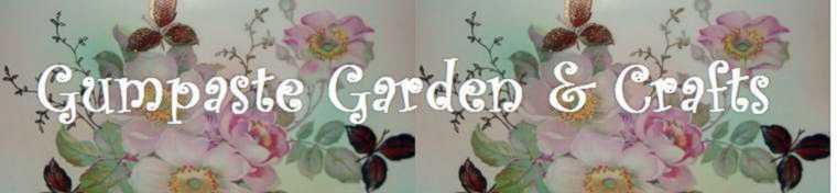 Gumpaste Garden