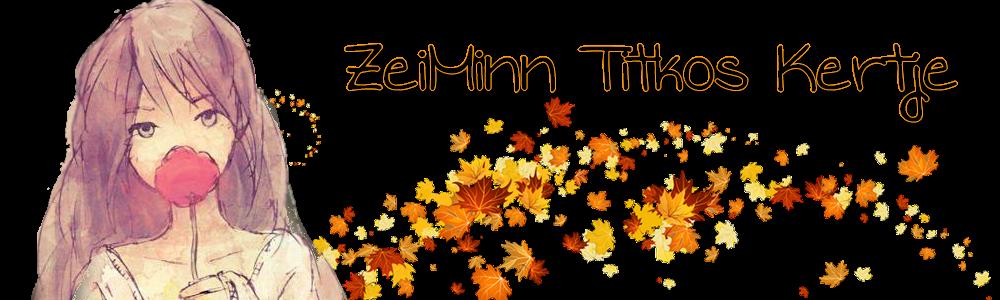 ZeiMinn Titkos Kertje
