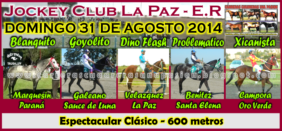 LA PAZ - CLASICO 600
