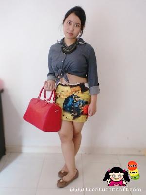 Fashion: European Skirt