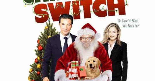 Its A Wonderful Movie Your Guide To Family Movies On Tv The Christmas Switch Small Town