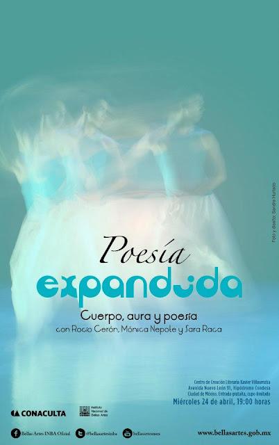 """Inauguración del ciclo """"Poesía Expandida"""" en el CCLXV"""