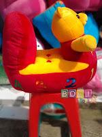 Sofa Kuda-kudaan the pooh