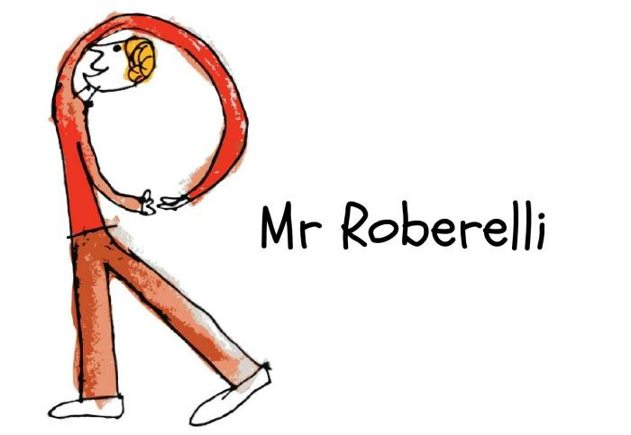 Mr Roberelli