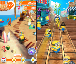Despicable Me v3.1.0 Mod Apk+Data (Unlimited Money)