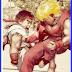 A infância de Ryu e Ken