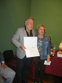 Ganadores reconocimientos Red Iberoamericana de Cementerios 2015