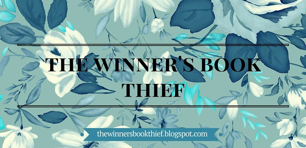 The Winner's Book Thief