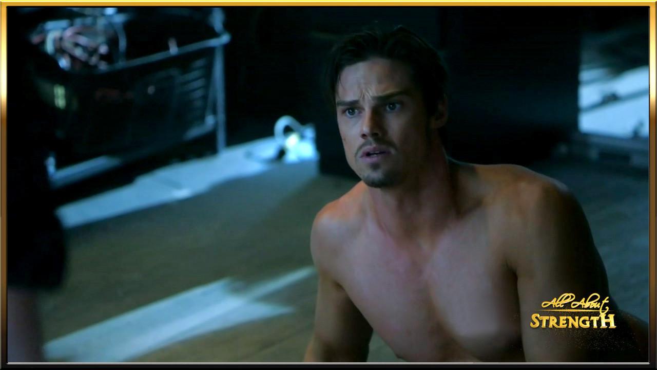 Jay bunyan shirtless