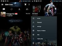 Bbm Mod Avengers v2.10.0.35 apk Terbaru Clone