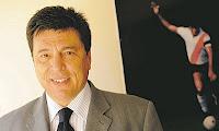 Daniel Alberto Passarella presidente del Club Atletico River Plate