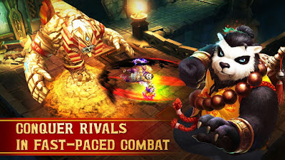 Download Taichi Panda v2.4 apk screenshot