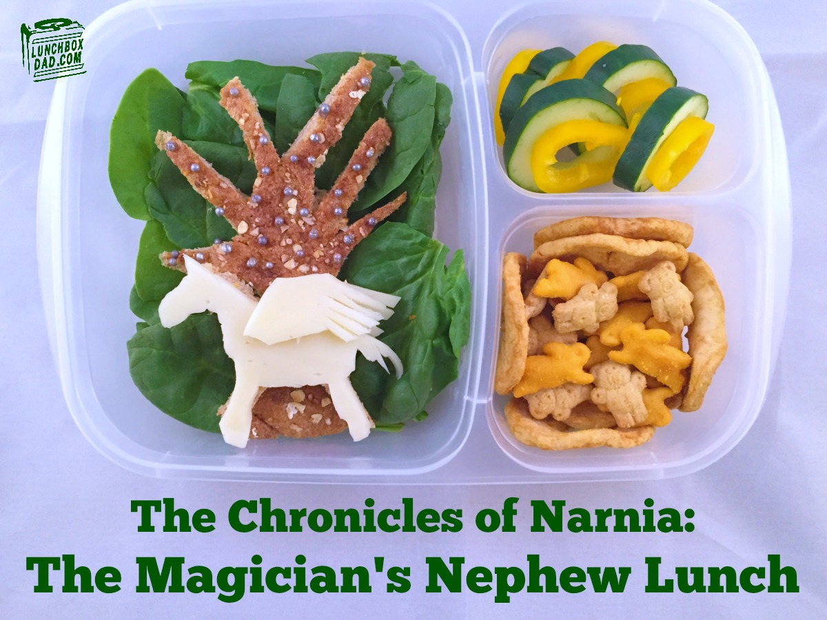Narnia The Magician's Nephew Bento Lunch
