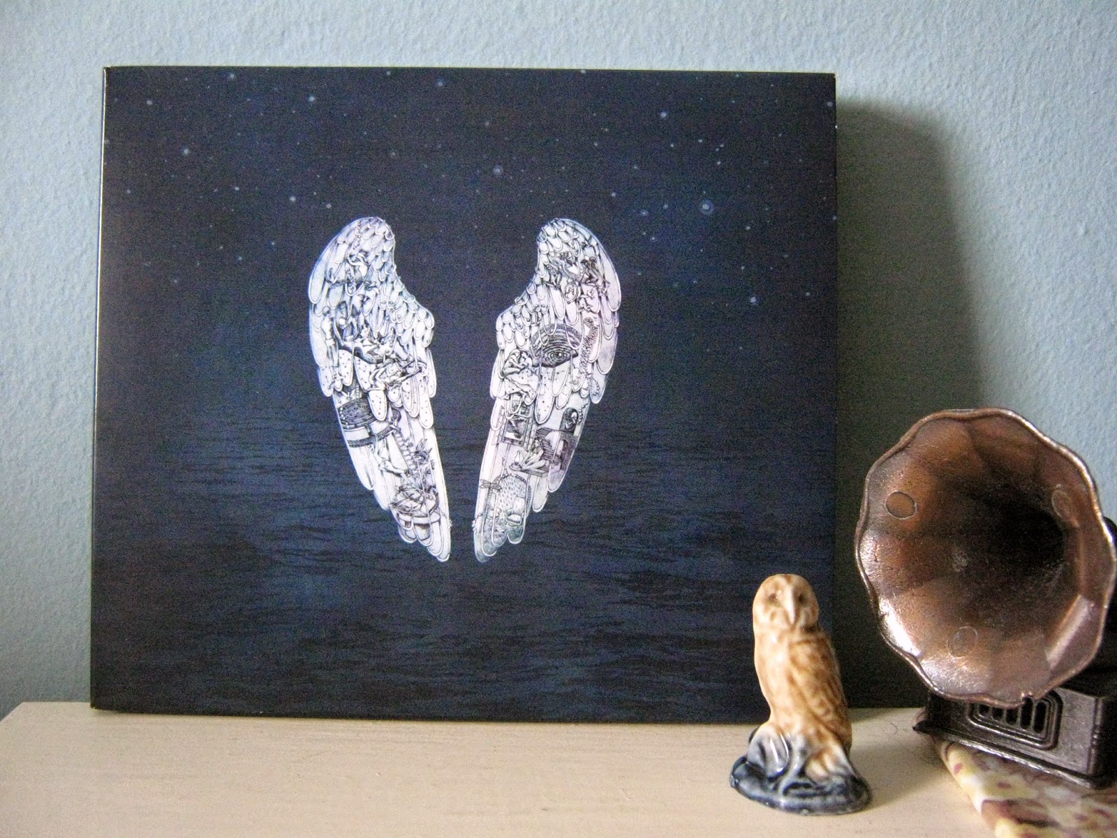 Review Coldplay Ghost Stories