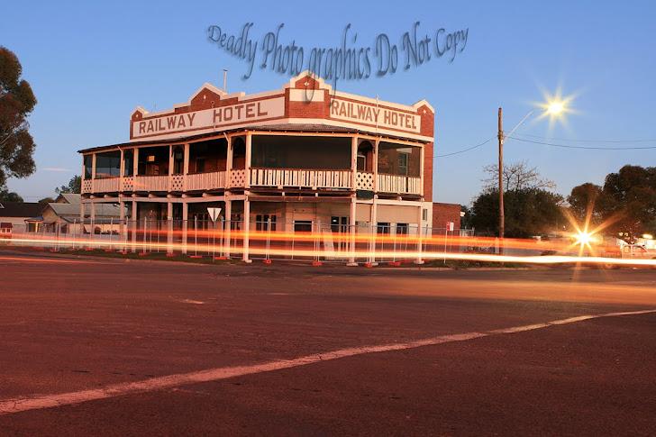Railway Hotel Condobolin