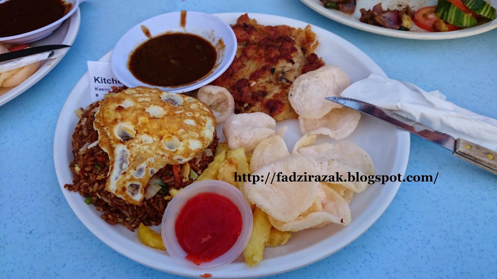 Nasi Goreng Chicken Chop Murni Discovery