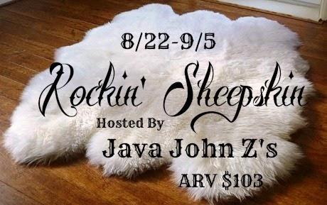 Rockin Sheepskin Blogger Opp. Sign ups close 8/19.