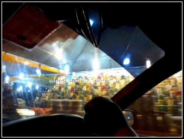Kuih Raya Di Jalan Chow Kit