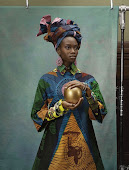 "Vlisco Presents ""Hommage a l'art"""